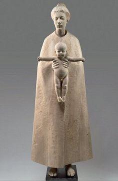 Hubert Mussner Sculpture