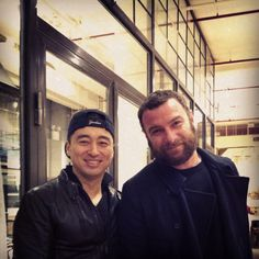 Ray Donovan and Victor Creed in X-MEN in NYC