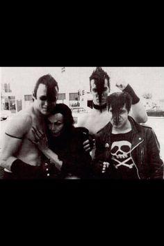 Misfits & Vampira