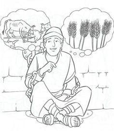 Joseph and the famine