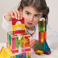 Luxi Transparent Blocks Color