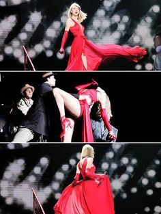 The Lucky One  — The Red Tour: Shanghai, China (May 30th