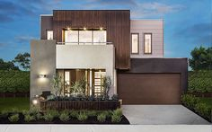 Great for the whole family, the Vantage home design welcomes everyone with spacious living areas. Contact Metricon today for more information. Style At Home, Livable Sheds, Villa Pool, New Home Designs, Home Fashion, Modern House Design, Modern Architecture, Luxury Homes, Building A House