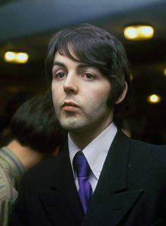 Paul McCartney, London, 1967
