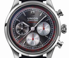 Union Glashütte Belisar Chronograph Sachsen Classic 2015