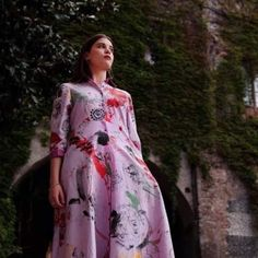 Noh dress, made in Italy
