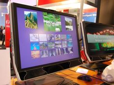 The best demo we saw at CES 2012: Tobii's eye tracking
