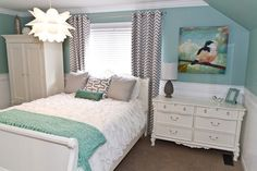 Teen Room Makeover - contemporary - kids - cincinnati - Karen Spiritoso Home Designs By Karen