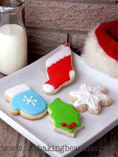 Gluten Free Rolled Cookies