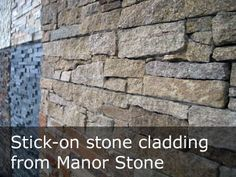 Manor Stone, stone cladding, stone cladding, cladding stone, slabs ...