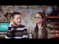 Nat Geo Kids Find Out if You Can Hear Sound in Space! - YouTube