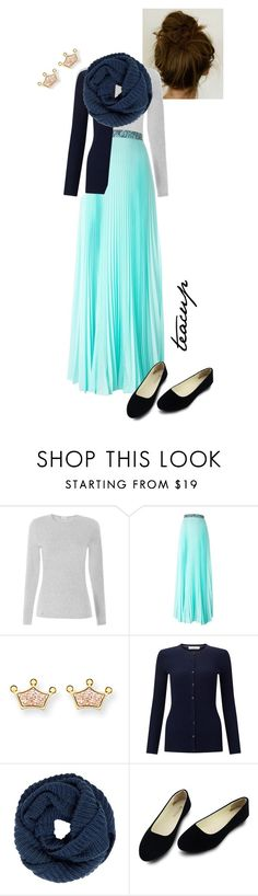 """""""Untitled #742"""" by gunnerdog on Polyvore featuring Christopher Kane, Kevin Jewelers and John Lewis"""