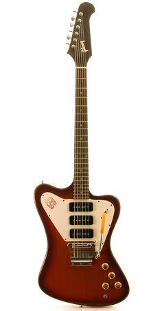 Gibson Non Reverse Firebird III Sunburst 1966