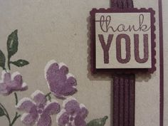 ▶ Ghost shadow technique tutorial with Stampin Up Painted Petals - YouTube