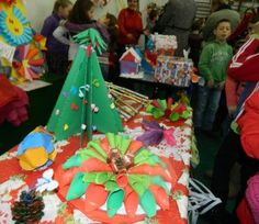 "Târgul de Crăciun la Şcoala ""Ioan Opriş"" Turda | Real Press Tree Skirts, Christmas Tree, Holiday Decor, Home Decor, Teal Christmas Tree, Decoration Home, Room Decor, Xmas Trees, Christmas Trees"
