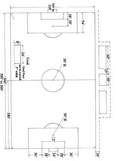 Soccer Field Dimensions and Layout Tool for All Ages - Trumark Athletics Field Markers