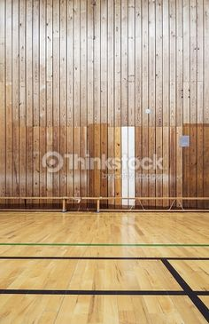 Inside an old gymhall Sport Hall, Abandoned, Indoor, Stock Photos, Retro, Image, Home Decor, Interior, Homemade Home Decor
