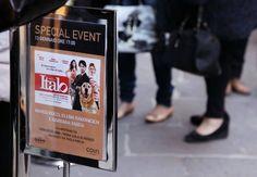 Il cast di Italo incontra i fans in occasione dell'uscita del film nelle sale cinematografiche italiane