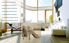 Voor Overhoeks ontwikkelden we een brand identity, een nieuwe website, een brochure en andere marketingcommunicatiemiddelen. #branding #logo #design #unique #location #communicatiebureau #bedrijf #appartment #forsale #amazingview #Amsterdam