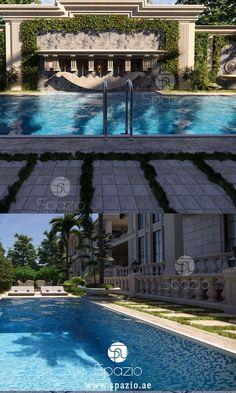 Luxury modern magnificence interior decoration videos for your dream house Interior Design Companies, Best Interior Design, Interior Decorating, Palace, Architecture Design, Mansion Designs, Style Royal, Companies In Dubai, Garden Landscape Design