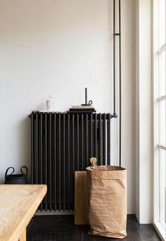 Black -★- radiateur fonte