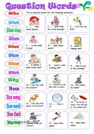 Gateway a2 elementary sb wb tb tests cds bookz ebookz question words worksheet fandeluxe Images