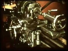 A video guide created by South Bend to train servicemen to use their lathes during World War 2. Still an excellent introduction to using a metal-working lath...