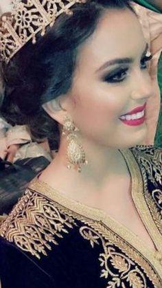 Arab Fashion, Moroccan Wedding, Moroccan Caftan, Evening Dresses, Formal Dresses, Beautiful Bride, I Dress, Wedding Styles, Marie