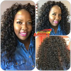 Bignon's African Hair & Studio - Charlotte, NC, United States. Bignons.com tree braids by Kristy b