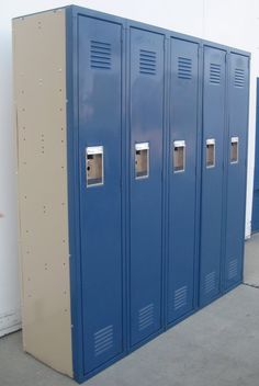 Used High School Lockers for Sale