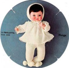 Paolotta Furga mora catalogo dolly do 1970