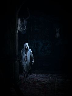 The Evil Within. Omg.. I would be so scared if this was in my closet when I go to bed....