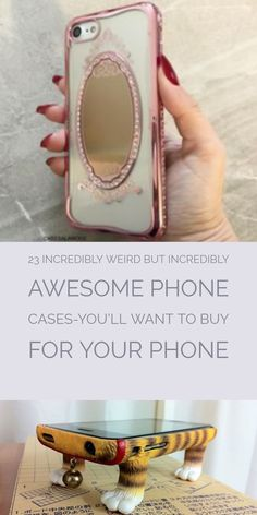 23 Incredibly Weird But Incredibly Awesome Phone Cases-You'll Want To Buy For Your Phone