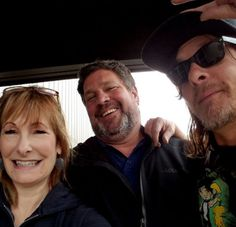 Gale Anne Hurd shares first photo from The Walking Dead season 8