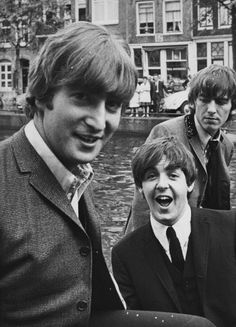 I think the Beatles are a lot of people's favorite band.