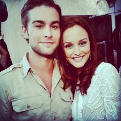 Blair Waldorf and Nate Archibald