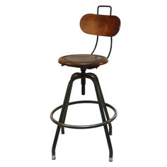 final bar stool yogabycandace project blog industrial diy
