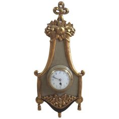 Unusual Clocks, French Walls, The Eighth Day, Antique Clocks, Decorative Objects, Mood Boards, Enamel, Platform, Carving