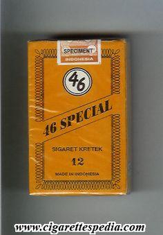 46 Special Kretek