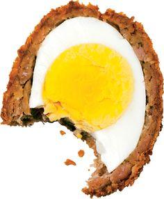 Scotch Eggs Recipe - Bon Appétit