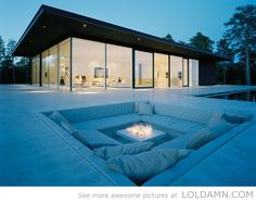 Cool home designs: From pool to fire pit…