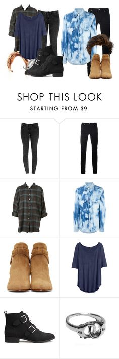 """""""Aria Cheshire/Harmon &  Lucius Devereux"""" by grandmasfood ❤ liked on Polyvore featuring Diesel Black Gold, Dsquared2, Yves Saint Laurent, H&M, POLICE and Rune NYC"""