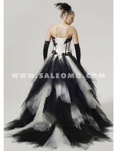 Tulle Wedding Gown, Black Wedding Dresses, Cheap Wedding Dress, Designer Wedding Dresses, Lace Wedding, Formal Dresses, Ball Dresses, Ball Gowns, Sexy Long Dress