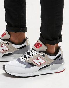 Bild 1 von New Balance – 530 – Weiße Sneakers, M530LM