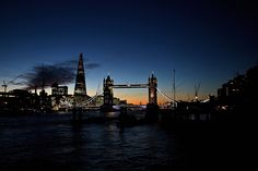 Sunset On The Towers by Simon & His Camera, via Flickr