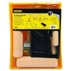 Stanley 9-Piece Premium Paint Kit