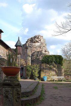 Landstuhl, Germany.  Great memories of this area!