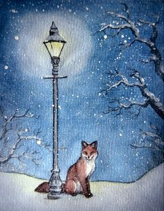 The Lamp Post by ~moussee on deviantART
