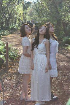 Korean Group, Korean Girl Groups, Park Gyuri, Goo Hara, Dsp Media, Kim Sang, Nature Republic, Bridesmaid Dresses, Wedding Dresses
