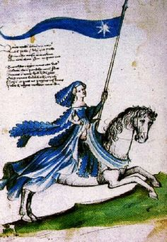 It's About Time: Women & Fashion on Horseback in Medieval Manuscripts, Drawings, & Paintings